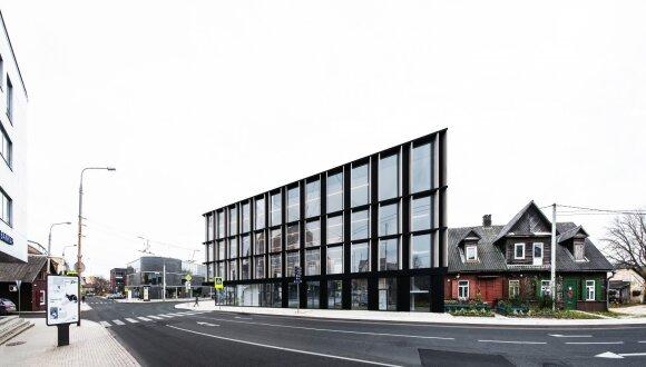 Architektūros konkurso Žvėryne III vieta