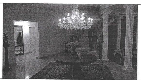 Apžiūra R. Karpavičiaus namuose Palangoje