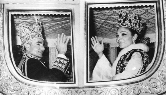 Paskutinės Irano imperatorienės gyvenimas