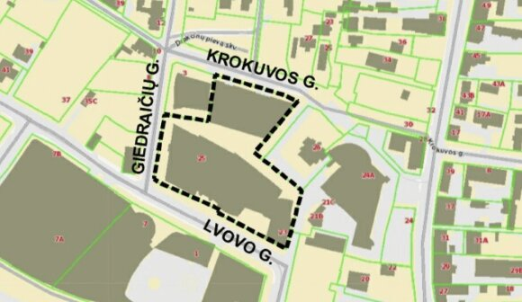 Vilniuje planuojamas išskirtinis dangoraižis: būtų pirmas toks šalyje