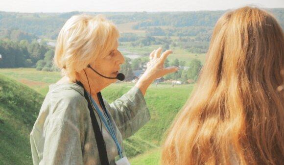 Экскурсовод: гости из Беларуси - самые интеллигентные