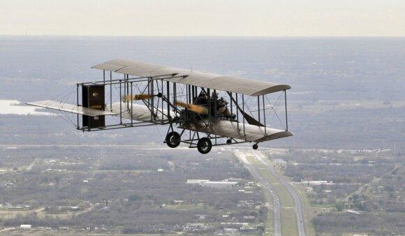 Wrightų lėktuvas