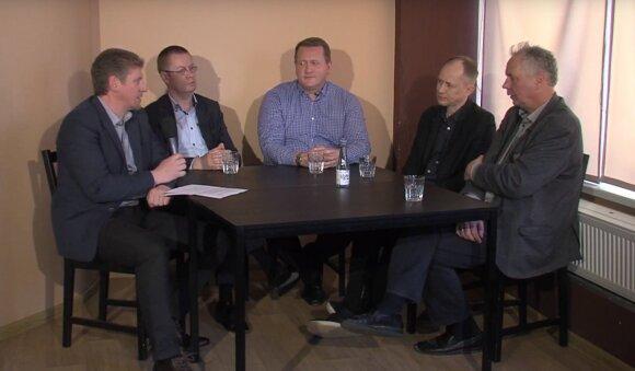 """Открытая дискуссия в Шальчининкай: """"Президент и национальные меньшинства в Литве: какие ожидания?"""""""