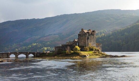 Škotija, Didžioji Britanija