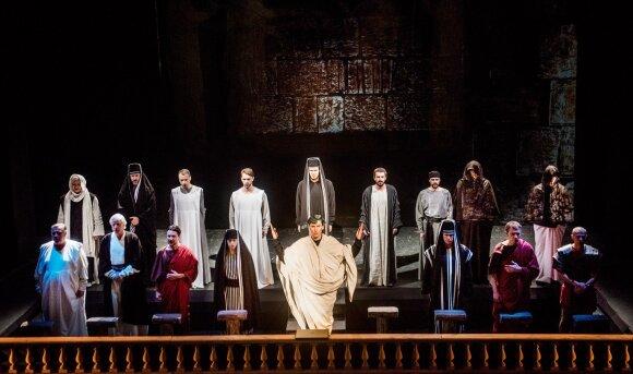 Спектакль «Семь пятниц фарисея Савла»