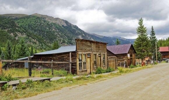 Sent Elmas, Koloradas