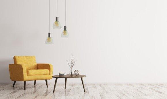5 patarimai, kaip nebrangiai atnaujinti būstą: atkreipkite dėmesį į šias detales