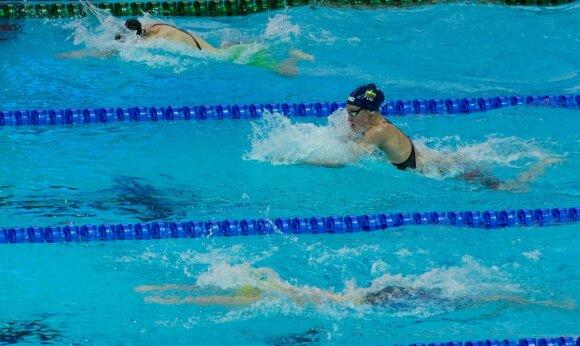 Kotryna Teterevkova (LTUswimming.com nuotr.)