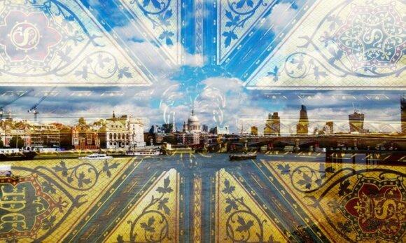 Londonas lietuvės dailininkės akimis – laukinis, prašmatnus ir neužčiuopiamas