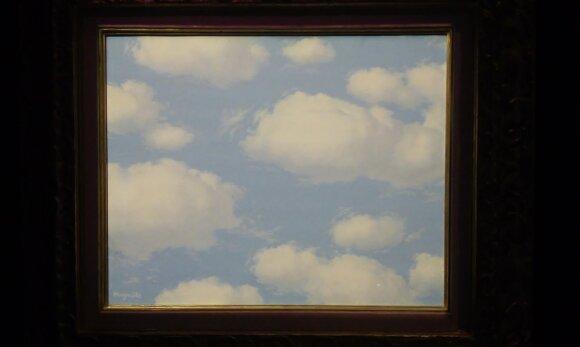 "Rene Magritte. ""La Malediction"""