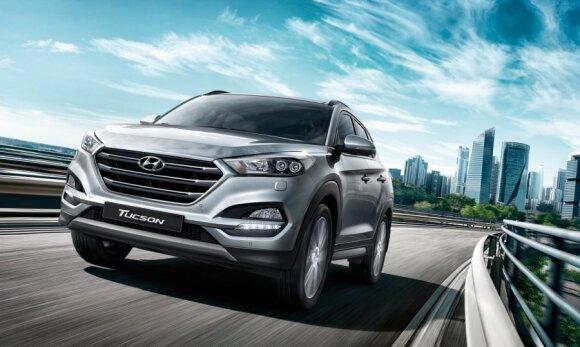 """""""Hyundai Tucson"""""""