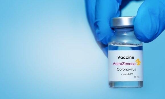 AstraZeneca vakcina nuo koronaviruso
