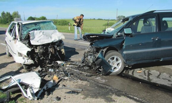 Drama kelyje, sugriovusi šeimos gyvenimą: kodėl nekaltas girtas vairuotojas
