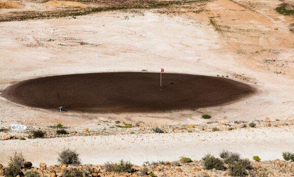 Kuber Pidžio golfo laukai