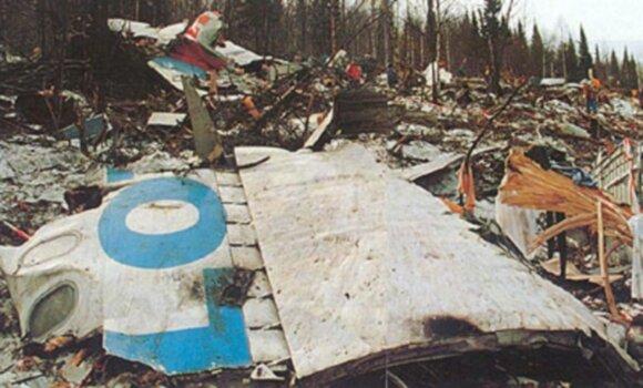 Sudužęs Airbus A310