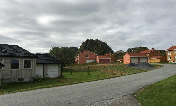 namai, nekilnojamas turtas, amerikietiški namai, namai Norvegijoje