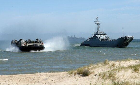 JAV karinės galios planuose – išskirtinis dėmesys Lietuvos saugumui: tokių planų dar nėra buvę