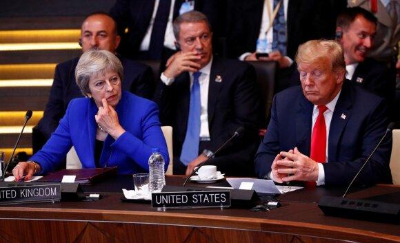Briuselyje vyksta NATO viršūnių susitikimas