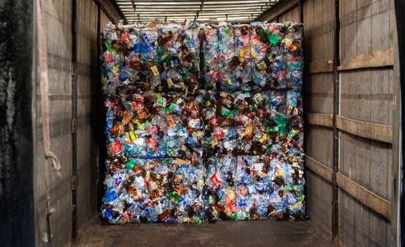 Plastiko perdirbimas