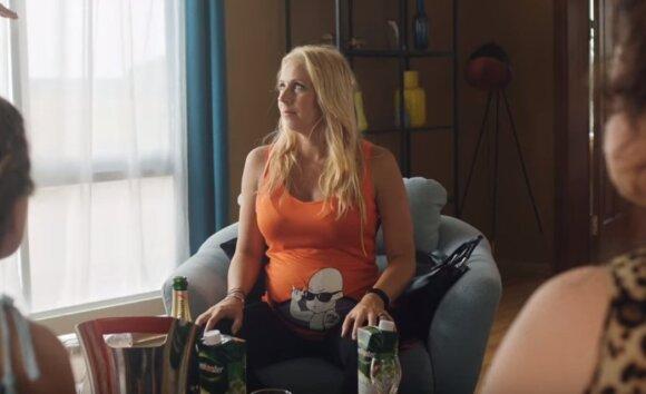 Kaip Valiukaitė mokė Stasiulytę gimdyti: vaizdo įraše – labai netikėtos emocijos