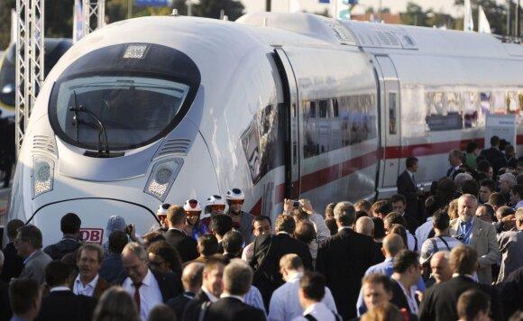 """Stop, nė iš vietos: kas """"Siemens"""" ir """"Alstom"""" laukia toliau"""