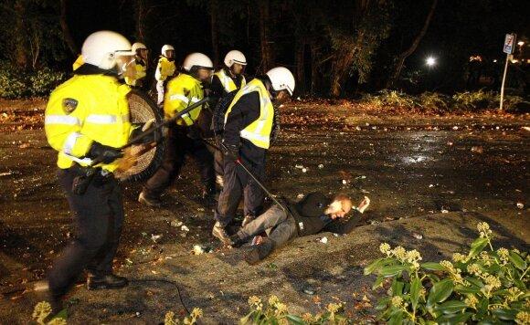 2012 metais panašiomis aplinkybėmis Hareno mieste kilo didžiulės riaušės
