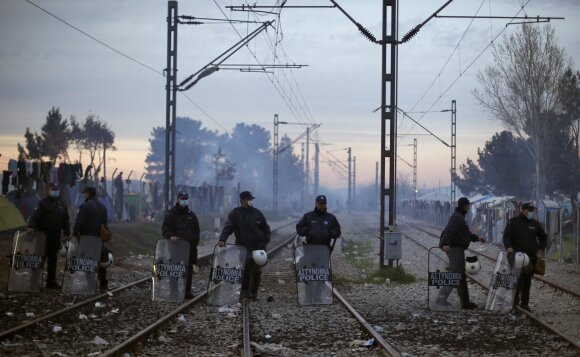 Will the Baltic States become the next migrant gateway?