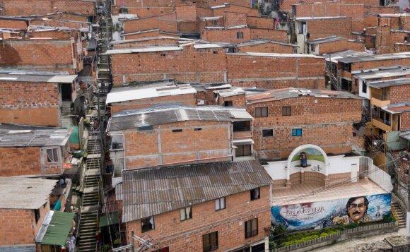 Medeljinas, Kolumbija
