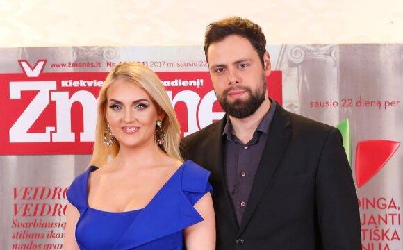 Rūta Ščiogolevaitė-Damijonaitienė ir Rolandas Damijonaitis