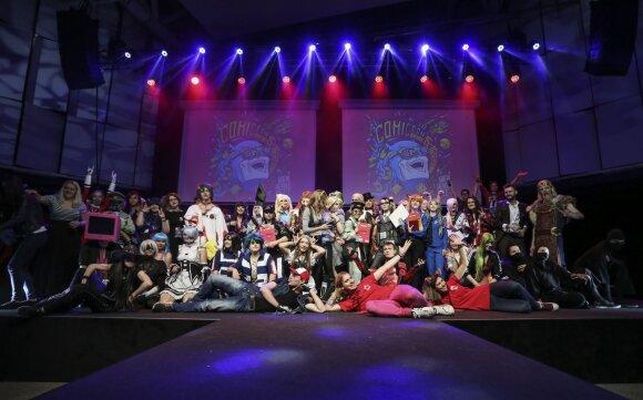 ComicCon Baltics  /Foto: Ieva Budzeikaitė