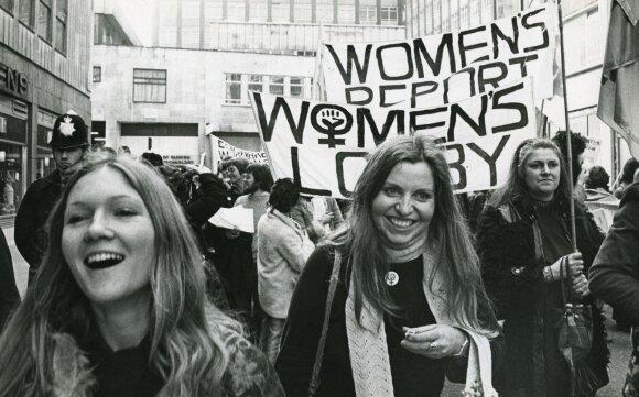 Tarptautinė moters diena