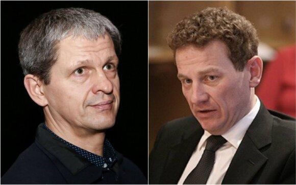 Nerijus Numavičius ir Žilvinas Marcinkevičius