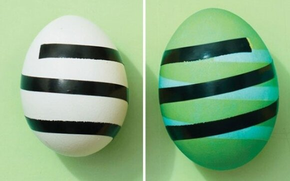 5 originalūs būdai, kaip dekoruoti velykinius kiaušinius