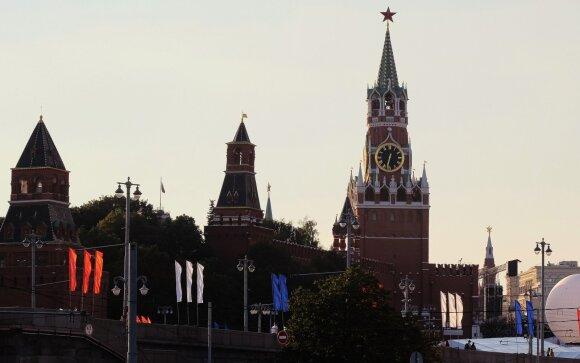 Siurprizas, kurį V. Putinas ruošia spaliui
