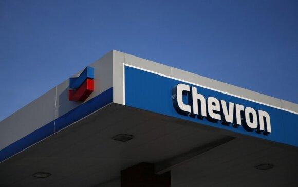 Didžiųjų naftos bendrovių didelė krizė: kaip išgelbėti nuo griūties šventus dividendus