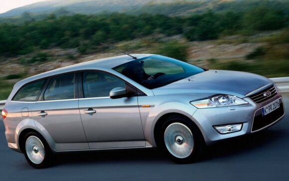 Ford Mondeo Wagon (2007 m.)