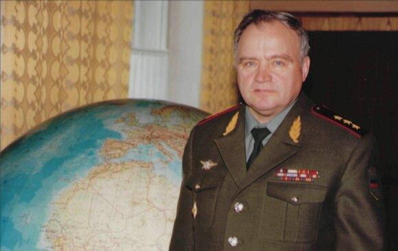 Generolas: Rusija gali pareiti prie prevencinio branduolinio smūgio doktrinos