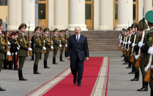 Aliaksandras Lukašenka 2006 metais