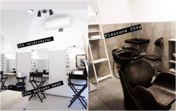 Sofio Gelašvili uždaro savo grožio saloną