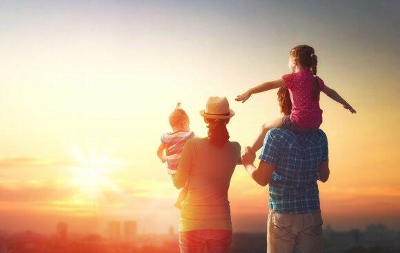 Kokią informaciją turi žinoti vaikas prieš kelionę