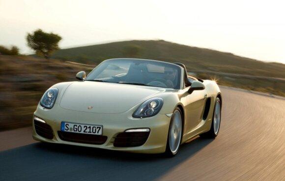 """""""Porsche Boxter"""""""