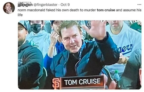 Tomą Cruise'ą aptarinėja internautai