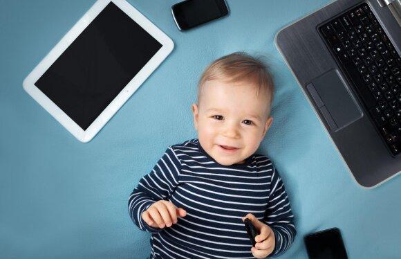 Pedagogė – apie didžiausius technologijų pavojus: tėvai, neužmerkite akių