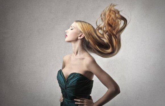 Ką daryti, kad plaukai augtų storesni?
