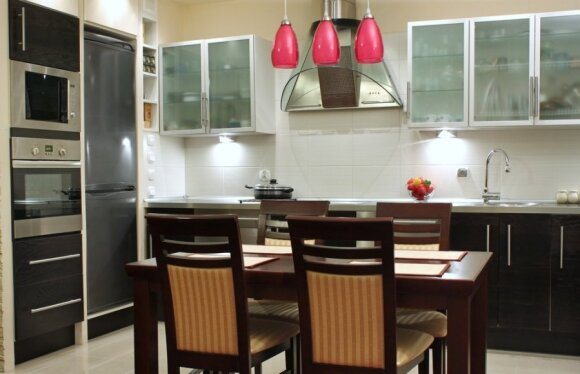 Pagrindiniai reikalavimai virtuvės baldams