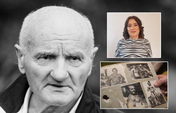 Vidas Antonovas ir Rima Antonovienė