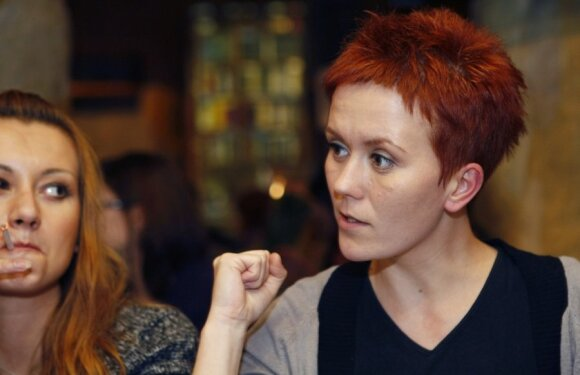 Лидер FEMEN: у вас в Литве диктатура закона