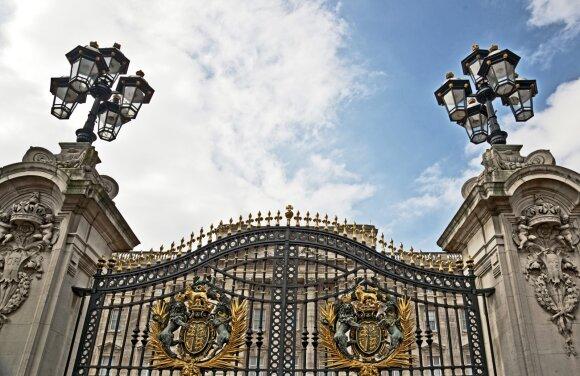 Sudarė visų Bakingamo rūmų 775 kambarių planą: jame – ir privatūs karalienės apartamentai