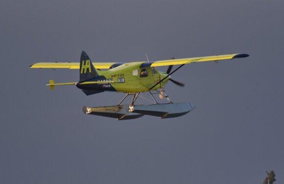 Elektrinis lėktuvas