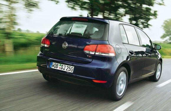 """Šeštosios kartos """"Volkswagen Golf"""""""